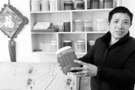 驻村工作队长当 微商 帮养蜂贫困户做大 甜蜜事