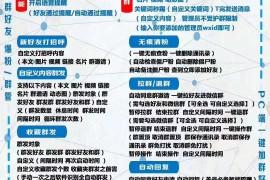 PC电脑爆粉软件蓝盾闪电版2.6.4微信版本微信自动回复好友回复群蓝盾闪电版年卡