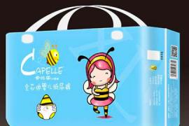 卡比乐小蜜蜂 安琪儿旗下高端微商纸尿裤品牌