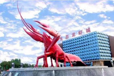 湖北潜江:成品小龙虾走红微信朋友圈